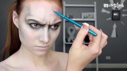 Blade Vampire Makeup Tutorial