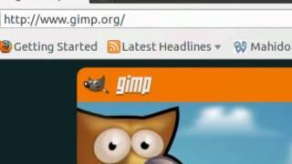 GIMP Tutorial (Thai) : 1 แนะนำ GIMP