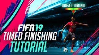 TIMED FINISHING TUTORIAL - COME SI FA? | FIFA 19 ULTIMATE TEAM ITA