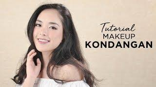 Tutorial Make Up Kondangan Simple Tahan Lama | Smokey Eyes