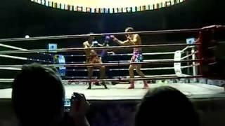 Muay Thai Fighter Breaks His Leg During Fight! BRUTAL! - Self Defense Tutorials