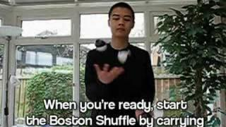 Juggling Tutorial - Boston Shuffle (a.k.a. Slams)