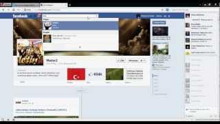 Tutoriale260 Cum Sati Faci O Pagina De Like Pe Facebook?