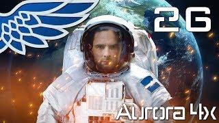 AURORA 4X   Out Maneuvered Part 26 - Aurora 4x Let's Play Tutorial Gameplay