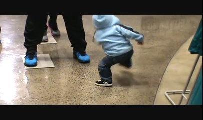 Funny-Baby Dancing 2011