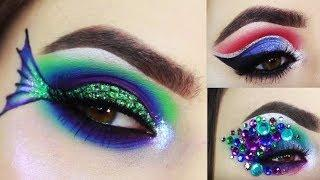 MELHORES TUTORIAIS DE MAQUIAGEM DO INSTAGRAM | LIFE HACKS Makeup Tutorial Compilation  2017