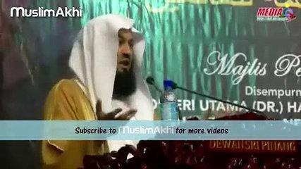 You Looking Fat lah - Very Funny - Mufti Menk