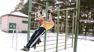 Lithuania Workout 2013 | People Are Awesome