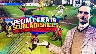 A SCUOLA DI SKILLS! - SPECIALE FIFA 19 | FIFA 19 New Skill Moves Tutorial