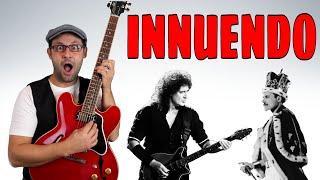 Queen INNUENDO lezione chitarra - Tutorial