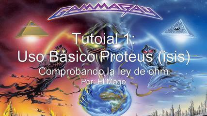 Tutorial 1: Simulación Básica Con Proteus