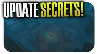 ALTE Tutorial Welt! - Update Secrets - MINECRAFT Konsole (1.13 Update)