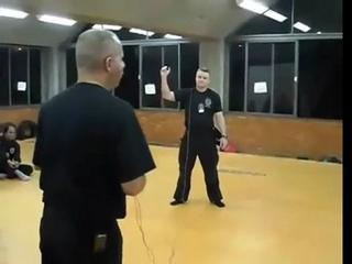 Tasered Man Makes A Funny Sound