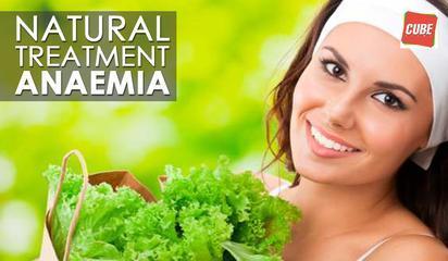 Natural Treatment For Anaemia (Anemia) | Health Tips