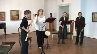Flauto Dolce Ensemble: Romanian Songs From 18-19. C. (arr. By Zoltan Majo) Early Music From Romania