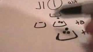 Arabic: Lesson 1, Part 1 (Alphabet)