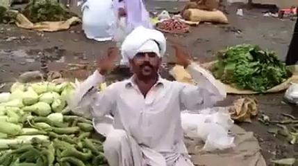 Urdu Funny Video  Sabzi Laylo Punjabi Totay Shugal Mela - Pakistani Funny Video