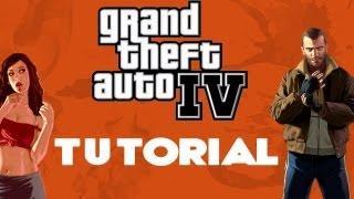 GTA IV - Tutorial - Simple Trainer 6.4 (Danish)