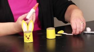 Easter Table Decorations For Preschool : Easter Eggs And Spring