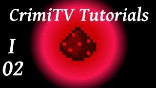 CrimiTV MineCraft Tutorials - Episode 02: Lotto Machine