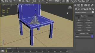 G&T Blog - 3D Max Basic Box Modeling Tutorial 3 Part 1 (Hebrew)