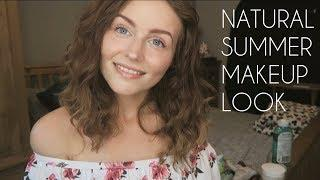 [ASMR] Relaxing Summer Makeup Tutorial