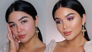 PERFECT MAKEUP FOR BROWN EYES / full face tutorial