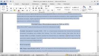 تعليم اوفيس 2010 - تعليم وورد 2010 - تنسيق الكتابات