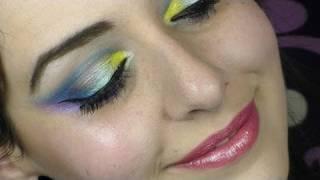 Haifa Wehbe / Arabic Inspired Makeup Tutorial المكياج العربي مع جويل