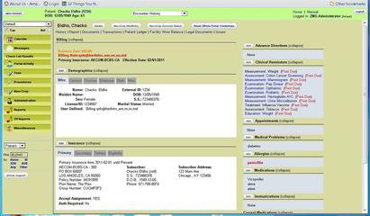 OpenEMR Tutorial - Patient Ledger - ZH Healthcare Version