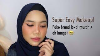 Makeup Bikin Fresh | ESENSES ONE BRAND MAKEUP TUTORIAL