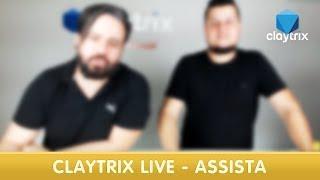 [AO VIVO] LIVE TUTORIAL!!! | CLAYTRIX