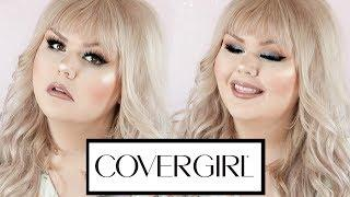 TESTING Covergirl One Brand Makeup Tutorial