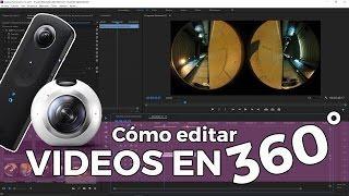 Tutorial: Cómo editar video en 360° - #Pikceles con @_keyframe