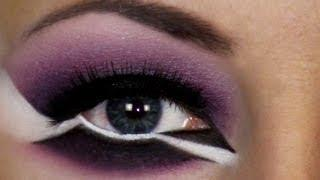 Bright And Bold Arabic Makeup Tutorial