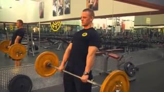 Trainer Tip Tuesday July 9 2013 - Romanian Deadlift