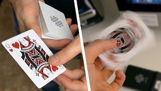 Card From Nowhere - Card Trick Tutorial | TheRussianGenius