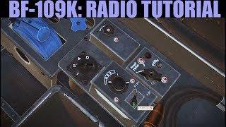 BF-109K: Radio Tutorial | DCS WORLD