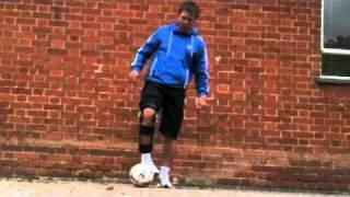Learn To Improve Ball Skills In Football - Ball Manipulation Soccer Drill