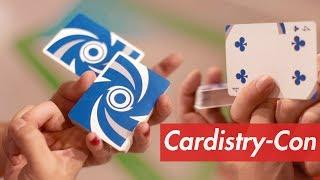 2 Flourishes from Yang Chan ● CARDISTRY TUTORIAL