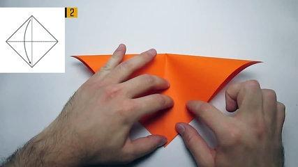 Origami - How To Make An Origami Koi Fish
