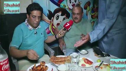 Funny Punjabi Prank at Restaurant