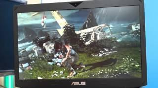 ASUS G750 Republic Of Gamers Video Review - Laptop.bg (Bulgarian Full HD Version)