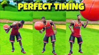 PERFECT TIMING *WORLD RECORD* - Fortnite Battle Royale Funny Fails & SAVAGE Moments!
