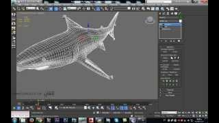 Bonespro Vs Skin Modifier 3ds Max Tutorial - Arabic