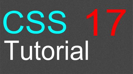CSS Tutorial for Beginners - 17 - Part CSS Box Model