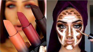 Best Makeup Transformations 2019  New Makeup Tutorials Compilation Instagram #1