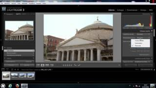 Adobe Lightroom 3.4 TUTORIAL - Introduzione E Basi - ITALIANO