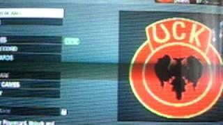 UCK Emblem For Black Ops (albanian)