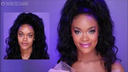 FENTY BEAUTY RIHANNA MAKEUP TUTORIAL by PatrickStarrr